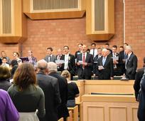 Die Herbstkonferenz des Pfahles St. Gallen fand am Sonntag, 4. November unter dem Vorsitz des Pfahlpräsidenten, Christian Bolt, im Pfahlhaus Zürich statt.