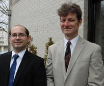Am 18. November 2018 wurde Bradley A. Pederson zum neuen Zweigpräsident in Schaffhausen, Pfahl Zürich, Schweiz, berufen.