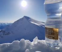 Lebendiges Wasser in den Schweizer Alpen