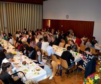 Samedi 17 mars dernier, les sœurs du pieu de Lausanne ont eu le plaisir de se retrouver à l'église de Lausanne.