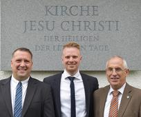 St Gallen Zweigpräsidentschaft