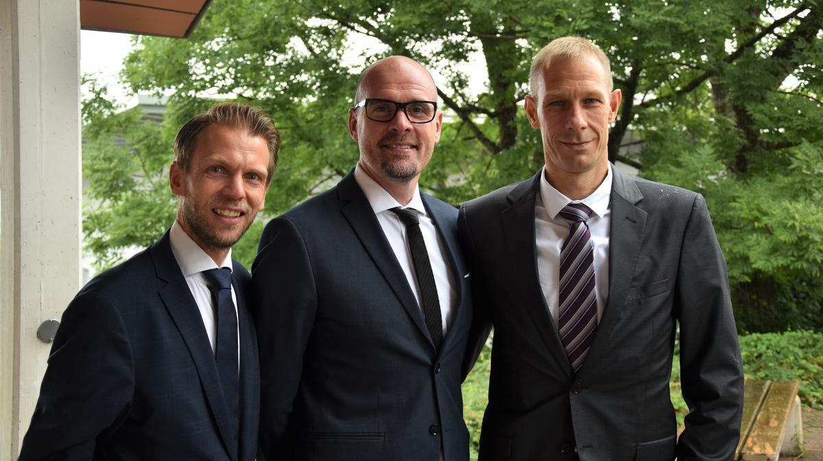 Neue Bischofschaft Richterswil