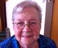 Irene Kopp wurde vor 80 Jahren getauft. Es war der 1. Juli 1939.