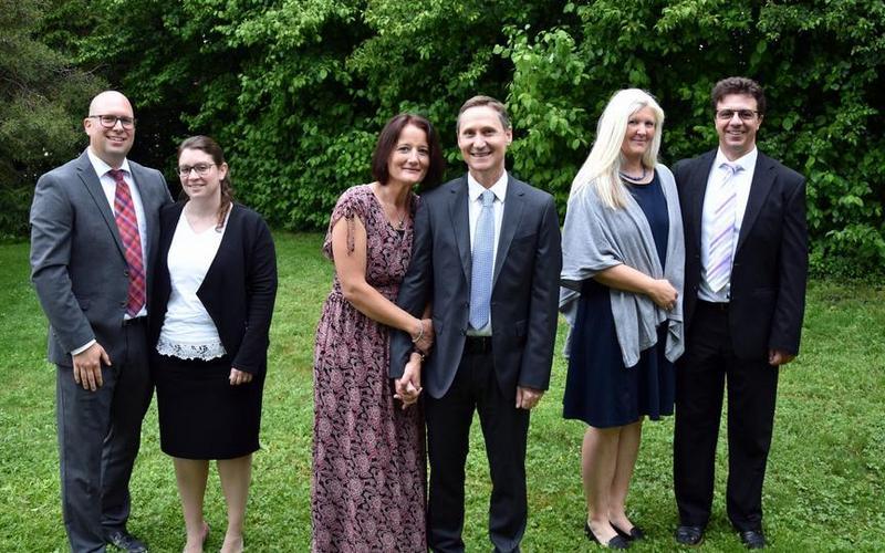 Peter Locher ist der neue Bischof der Gemeinde Wetzikon