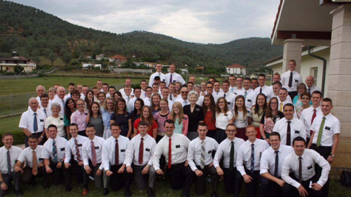 Missionare der Adriatic South Mission