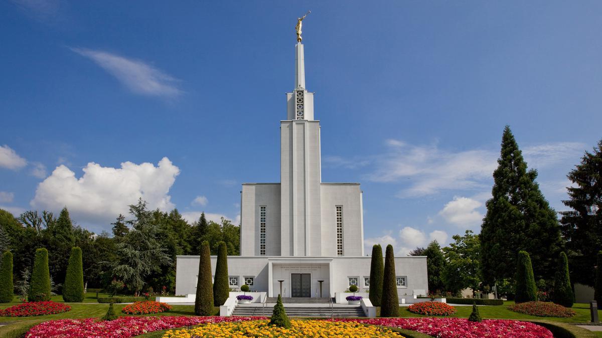 Temple de Suisse
