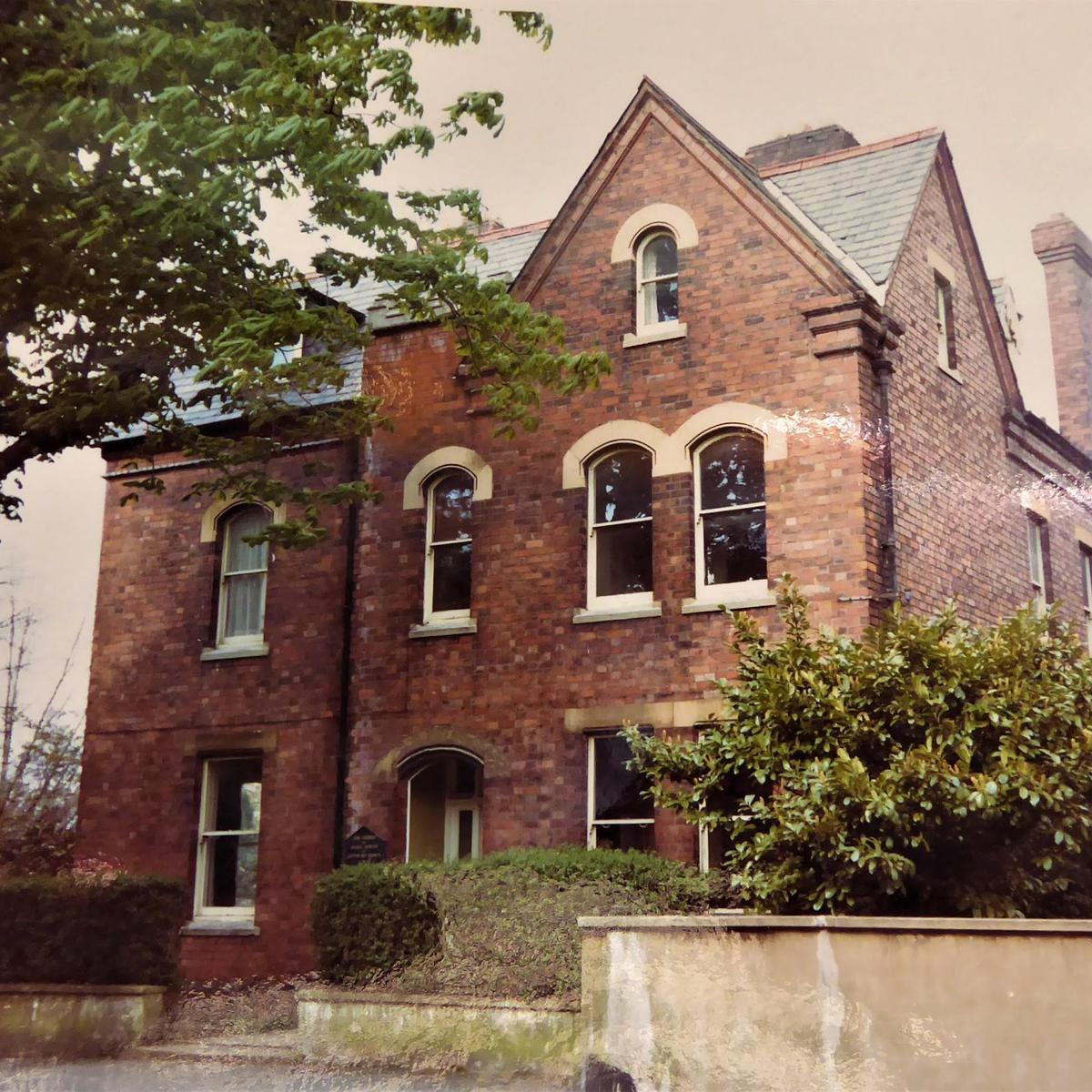 Meeting house in Ridgemont Road