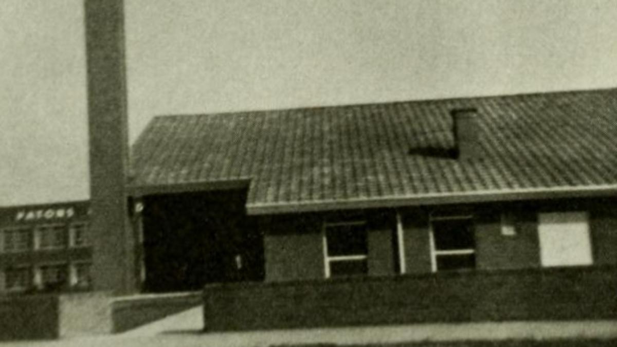Billingham Chapel, 1968