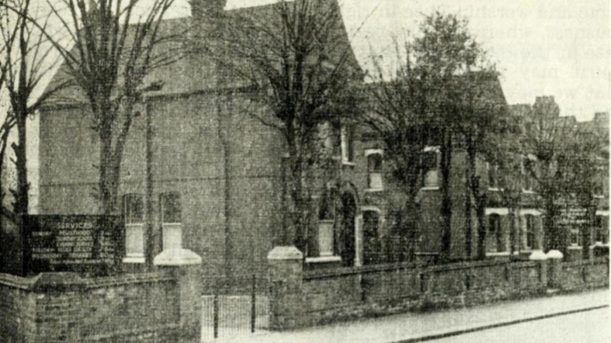 Doncaster Chapel, c.1954