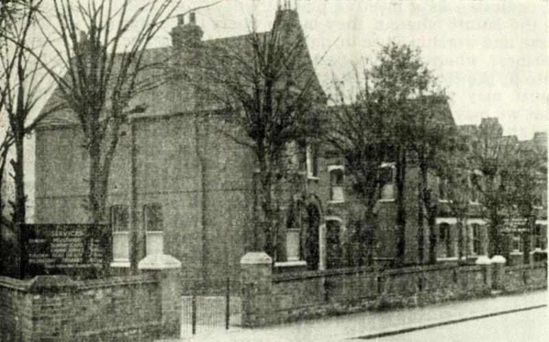 Doncaster Chapel c. 1954