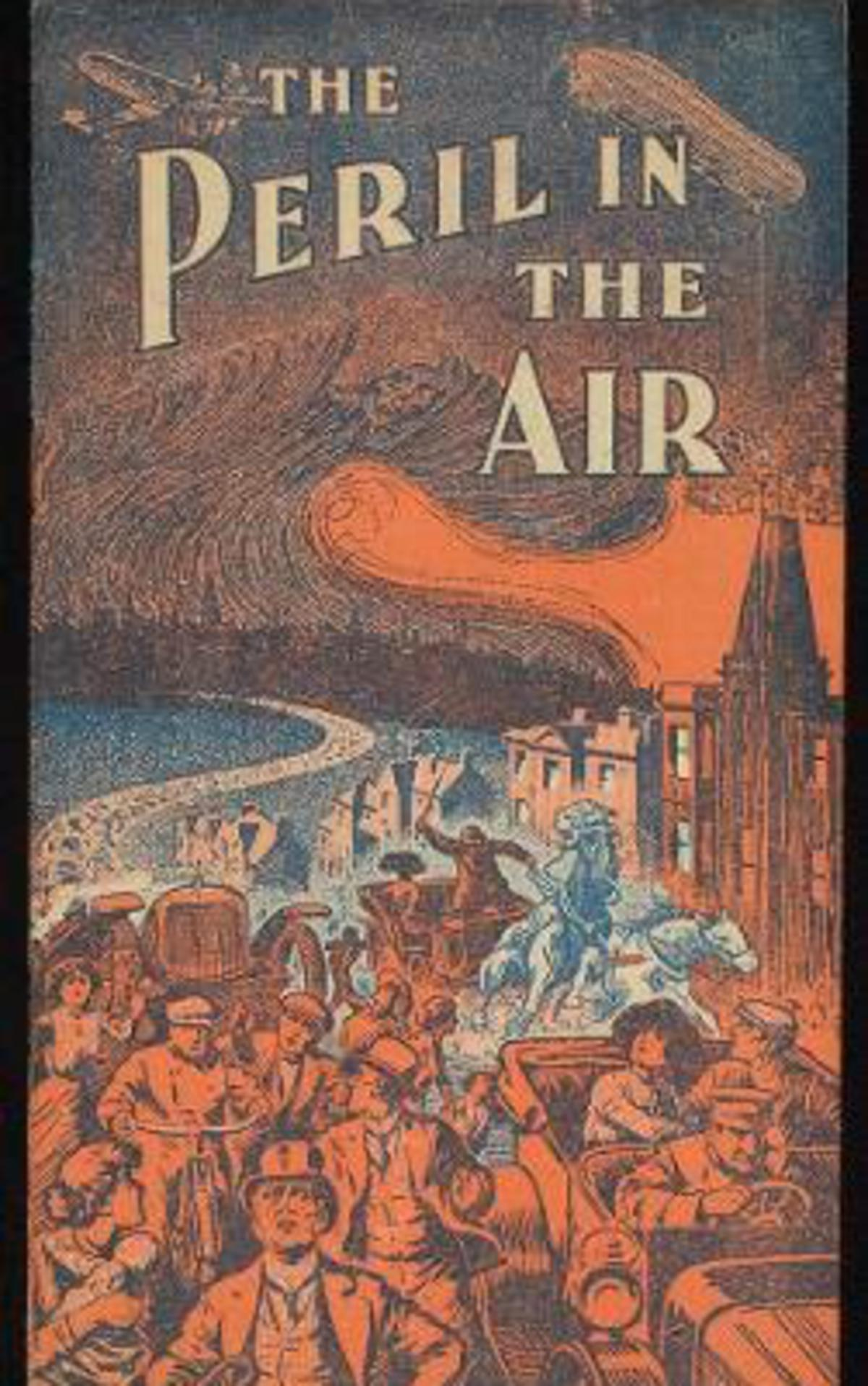 'The Peril in the Air', alarmist medical literature from the 1910s, June 1913