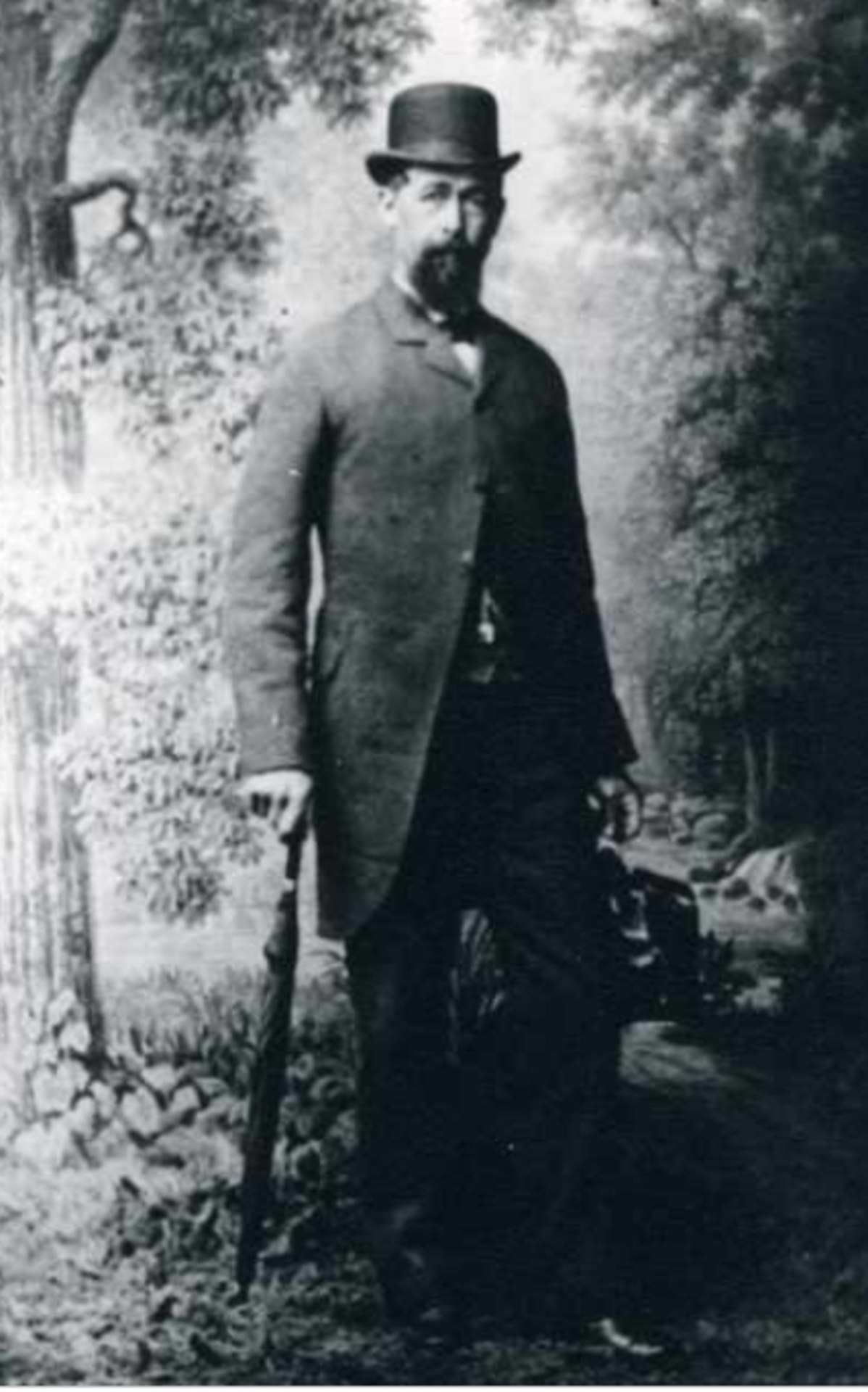David McKay, born 1844, President McKay's father
