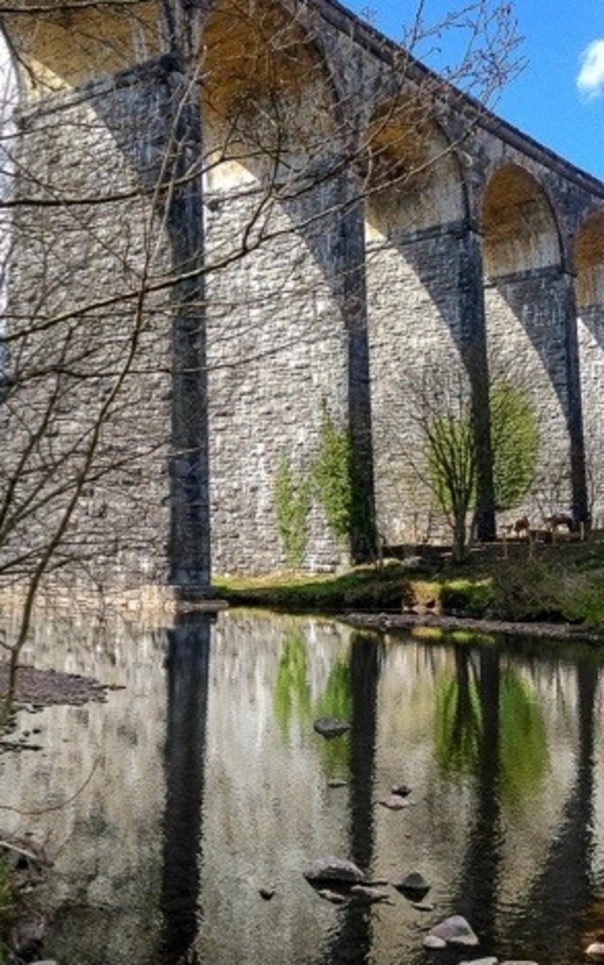 CeFn Viaduct, Merthyr Tydfil