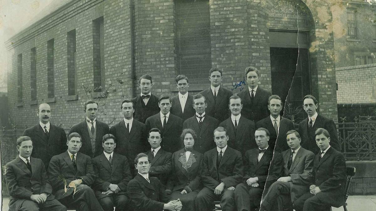 Sunderland Branch Members