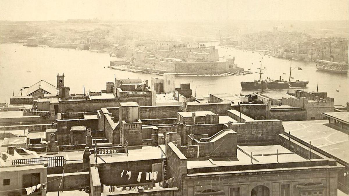 Valletta, c.1870s