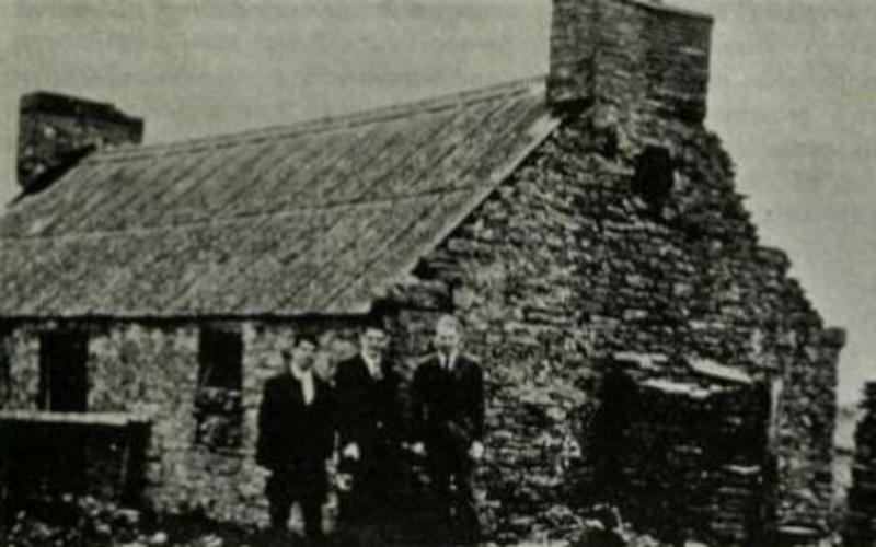 President David O. McKay and 'The Auld Hoose'