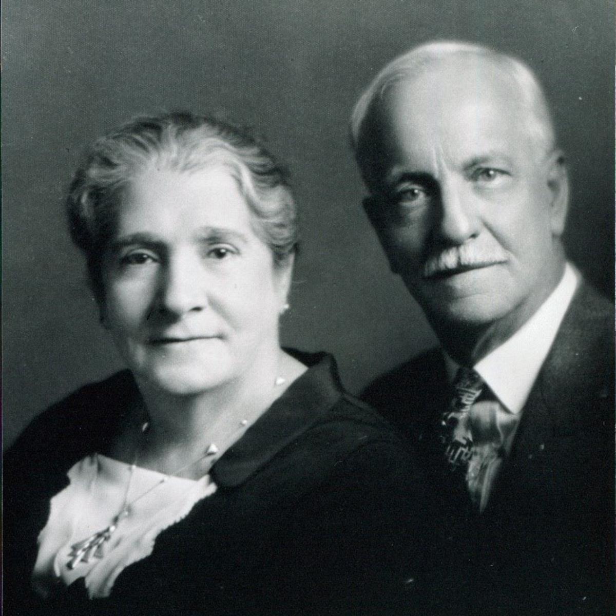 Elizabeth and James Wallis