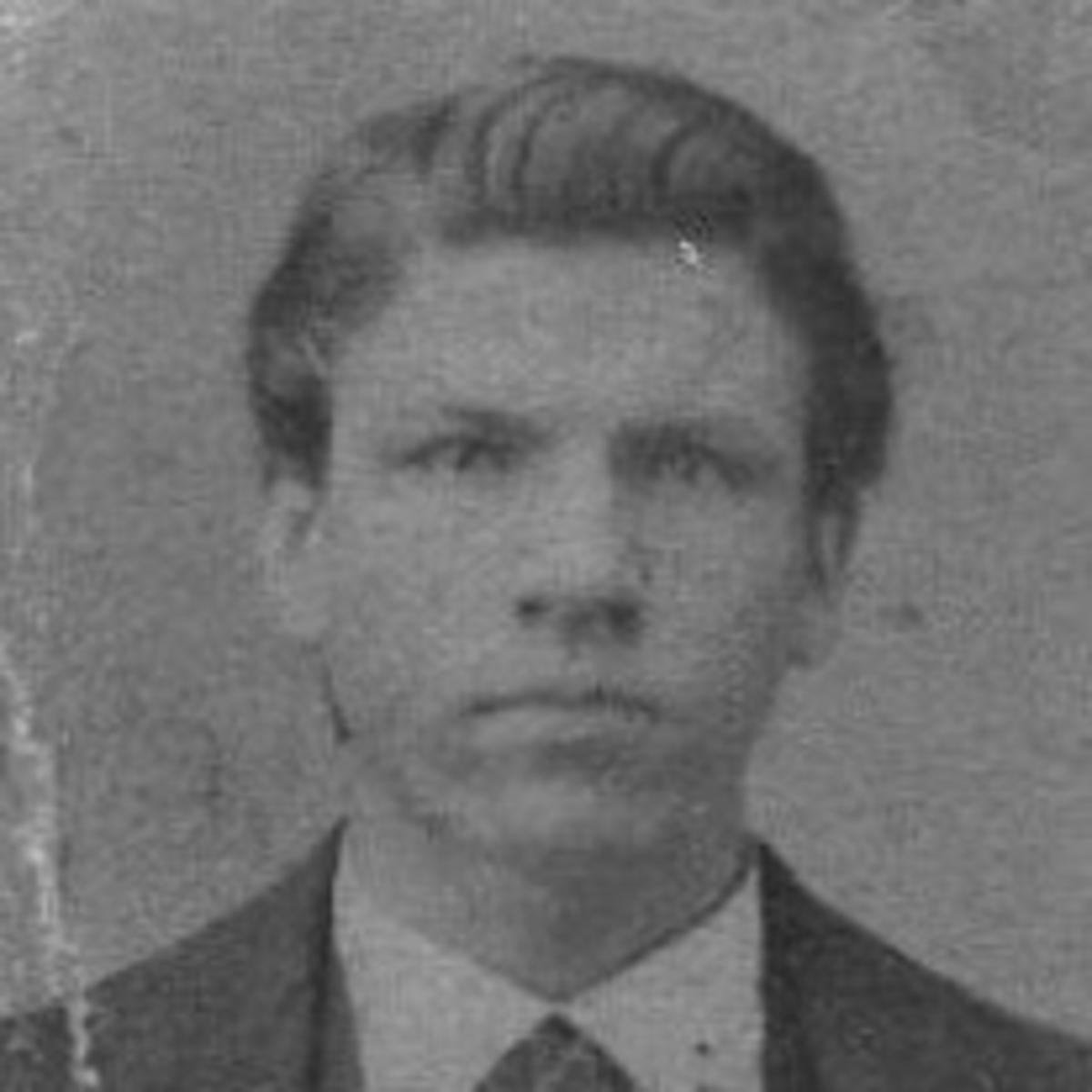 Joseph Hyrum Parry