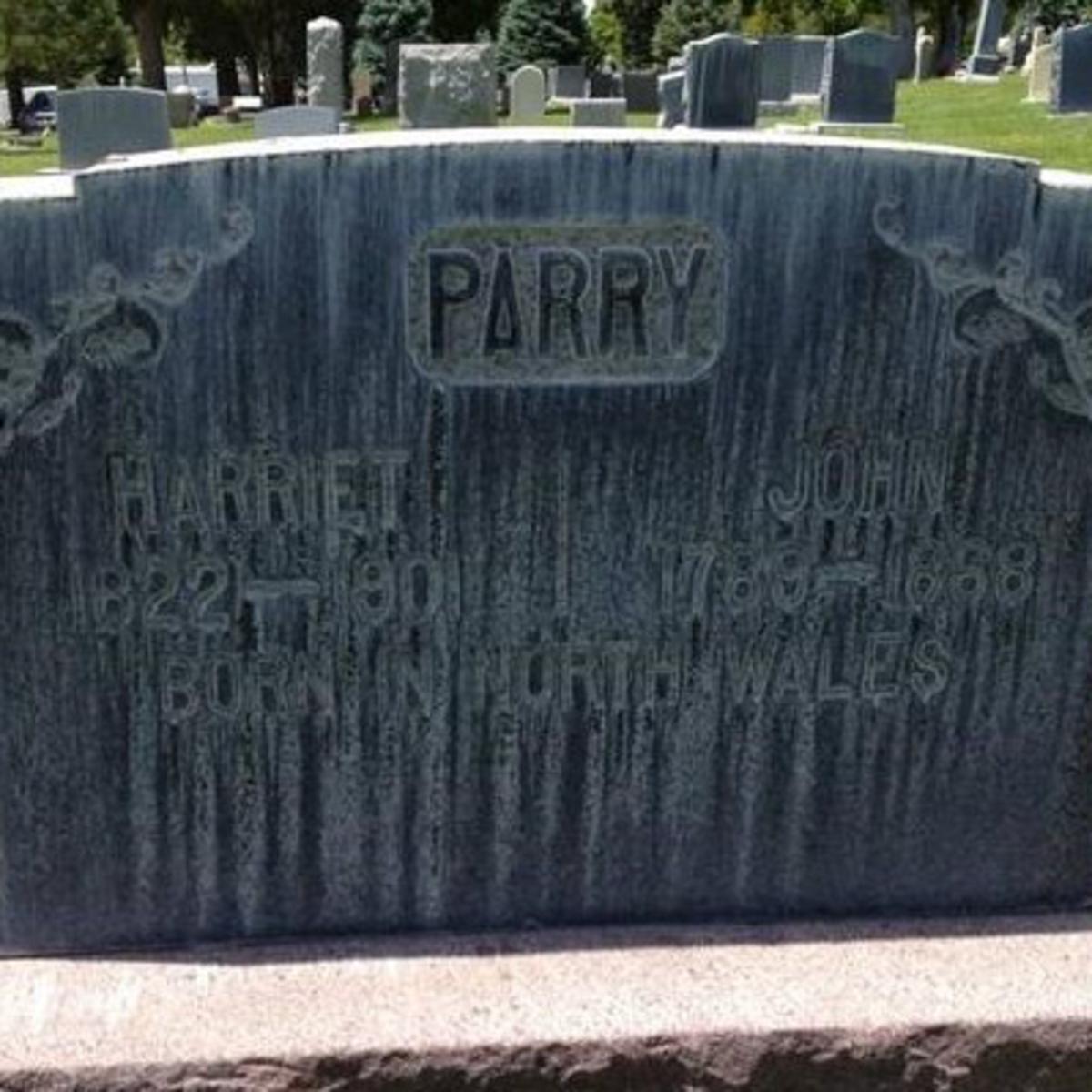John Parry Stone