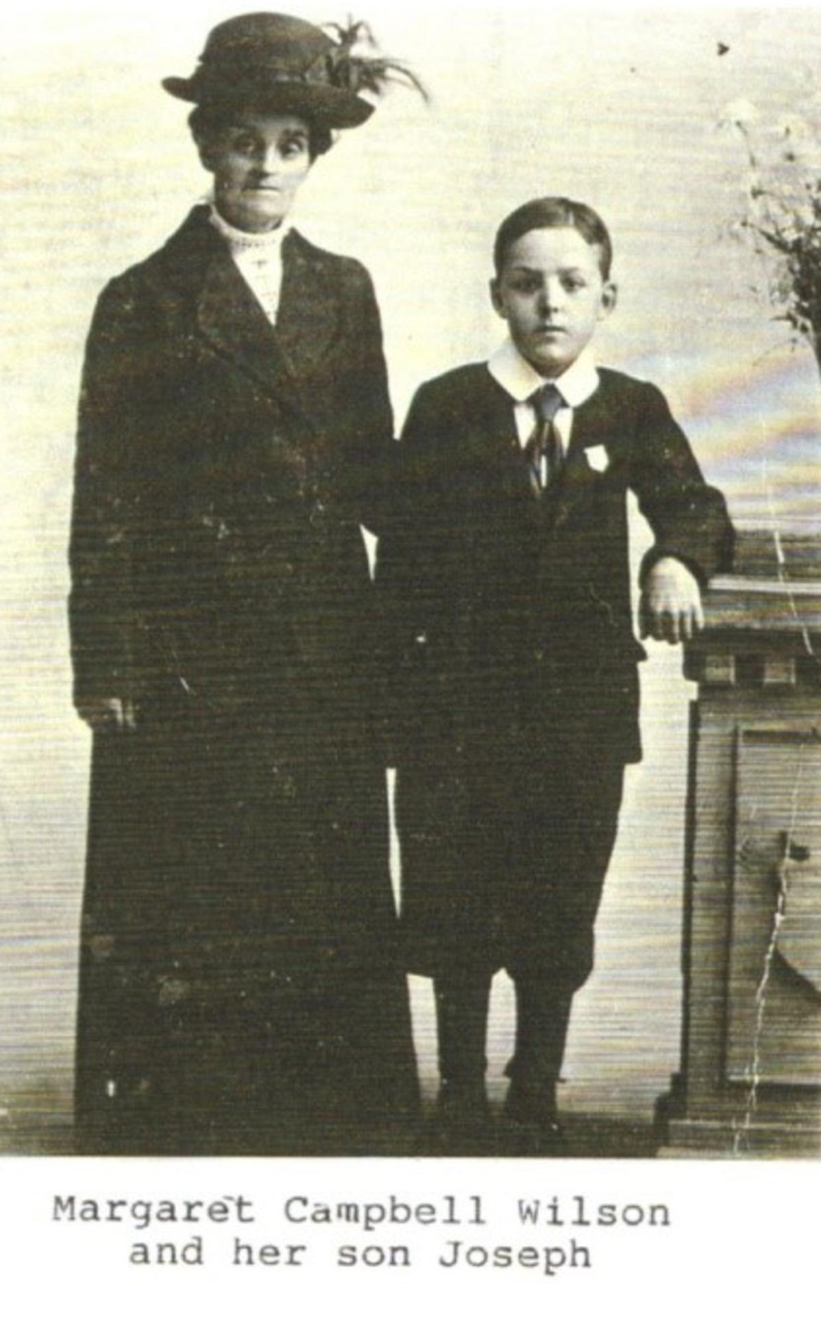 Margaret And Joseph