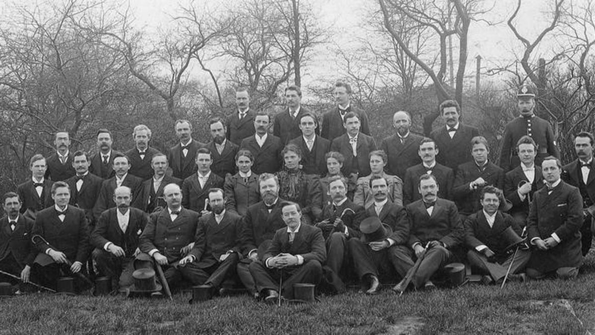 Manchester Conference of the British Mission 1898-1900