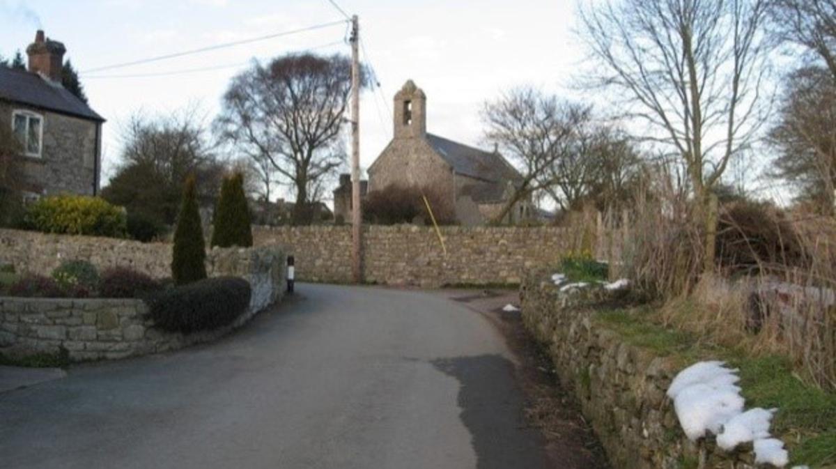 trelawnyd church