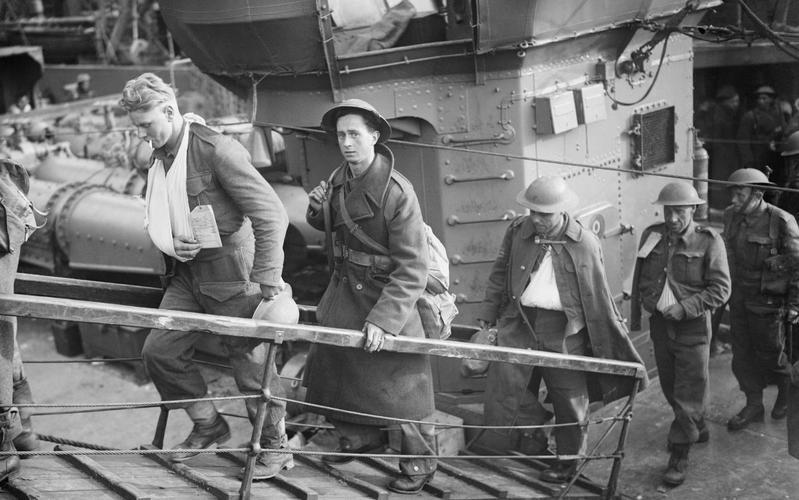Arthur Willmott of the Dunkirk Rear Guard