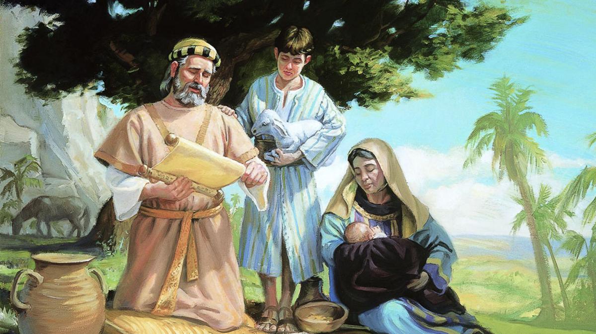 Saviour Teaching