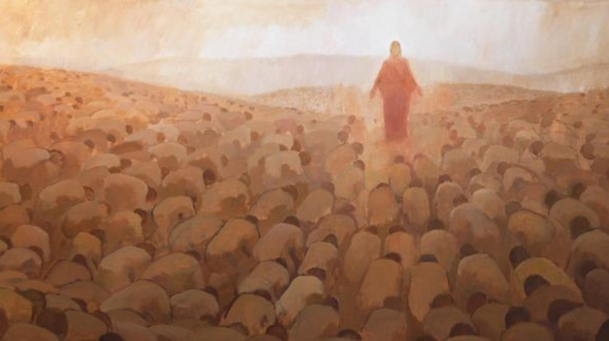 Doctrine and Covenants 29 :  'Jesus Christ Will Gather His People'