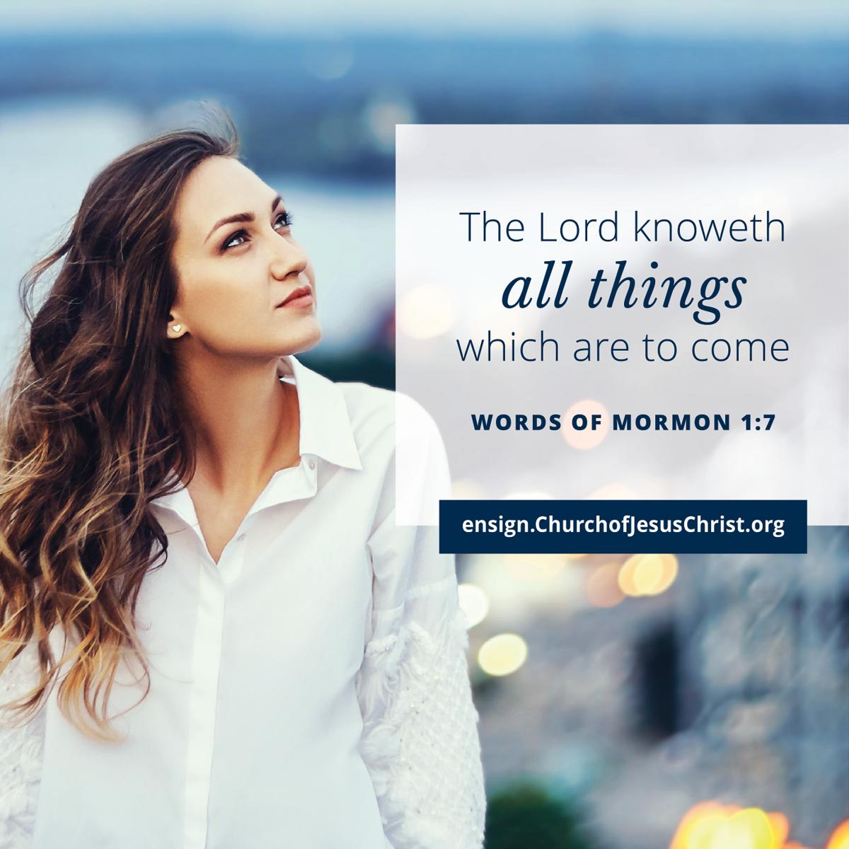 Words of Mormon 1:7