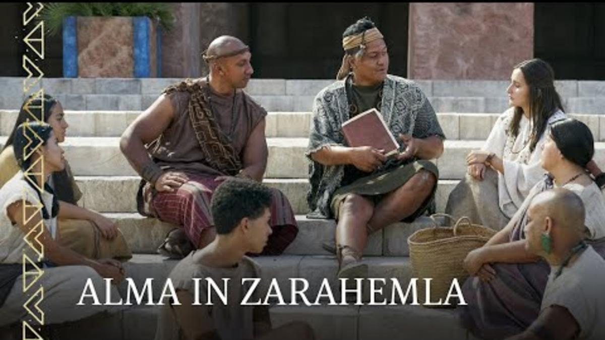 Alma Sets the Church in Order in Zarahemla