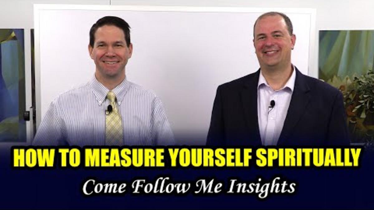 how-to-measure-yourself-spiritually