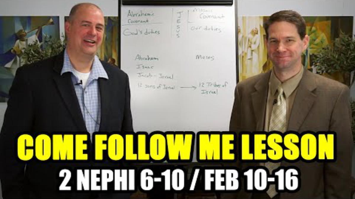 2 Nephi 6–10