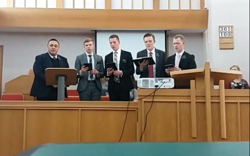 England Leeds Mission missionaries