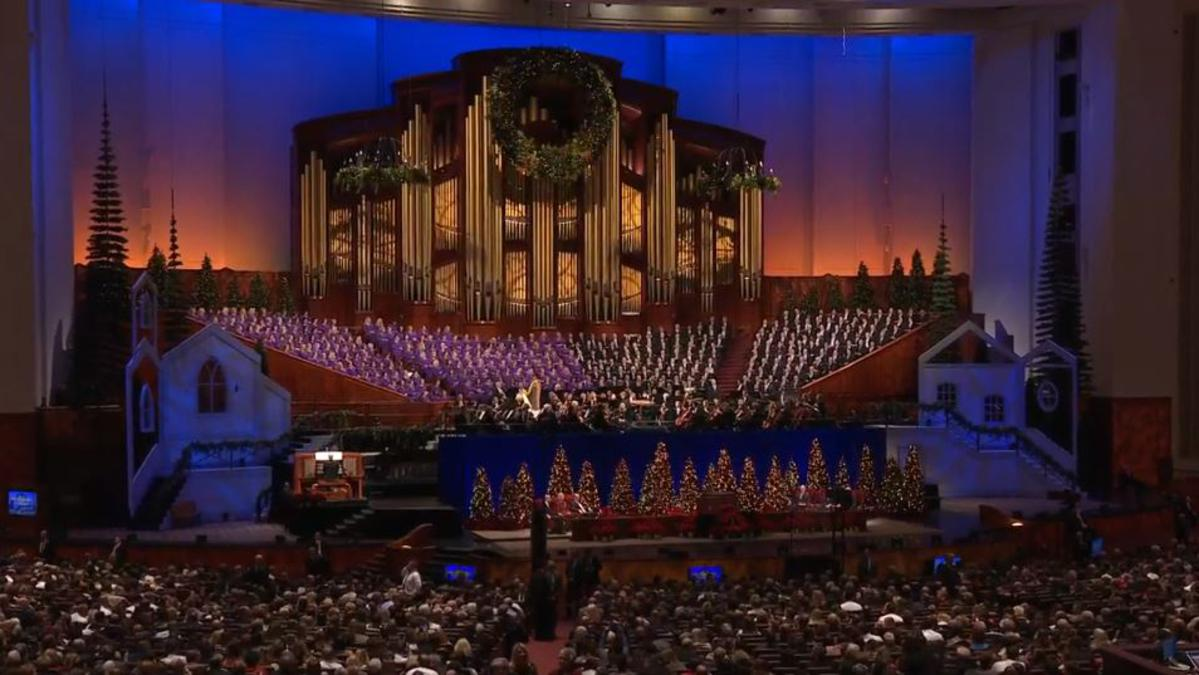 The First Presidency's Christmas Devotional