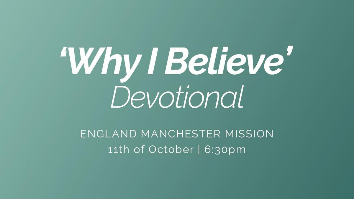 England Manchester Mission