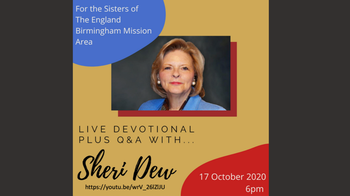 An Evening with Sheri Dew