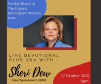 Live Devotional plus Q&A with Sheri Dew