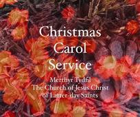 Christmas Eve Carol Service at 6pm