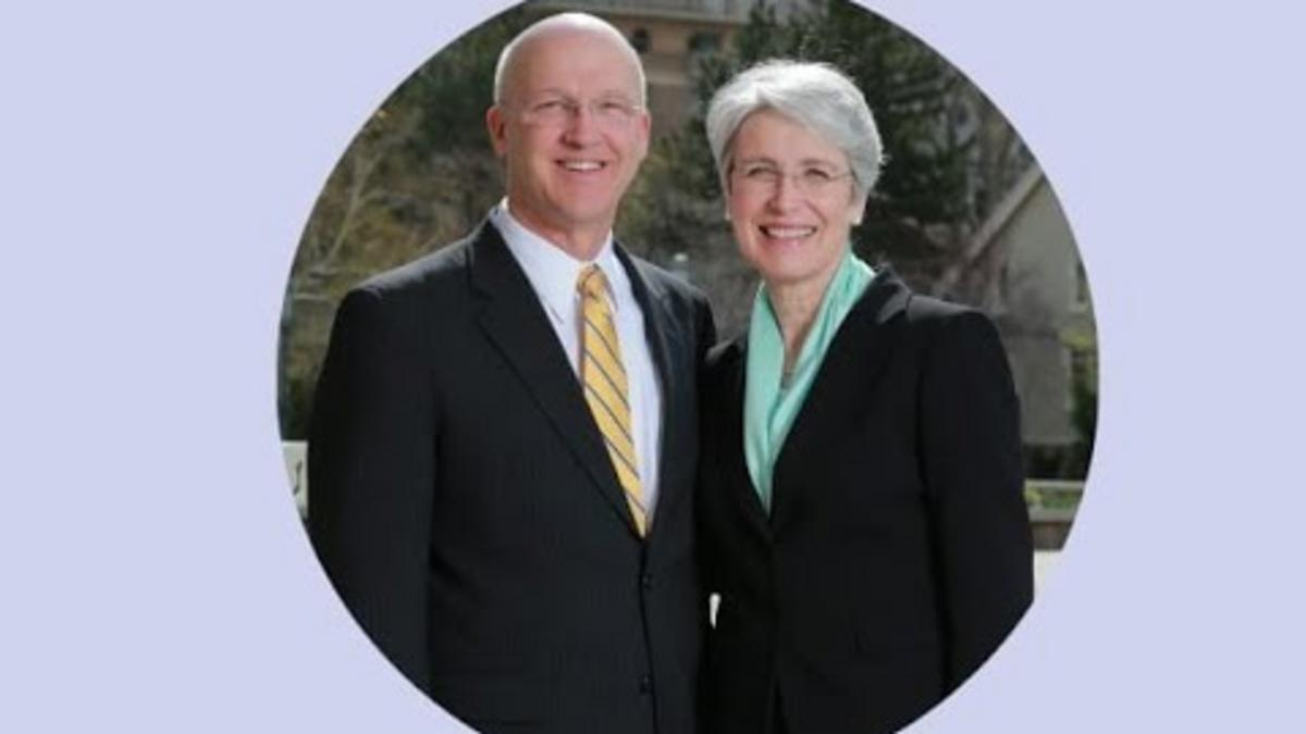 An evening with Elder & Sister Clayton on 28 March 2021 at 7:30pm