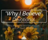 Manchester Mission Devotional Broadcast