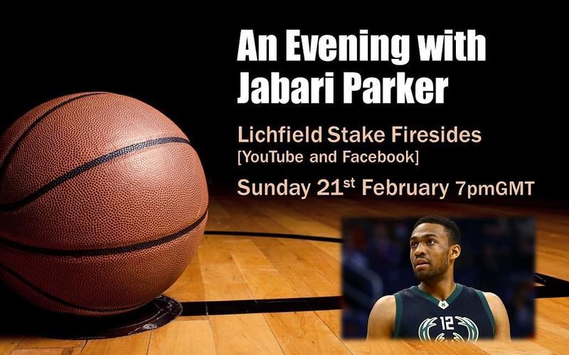 Jabari is a professional basketball player