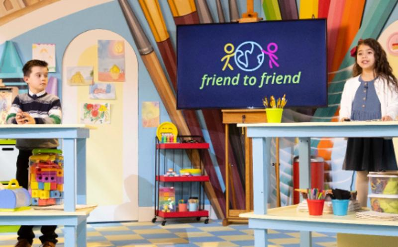 Friend to Friend Broadcast for Children: 2021