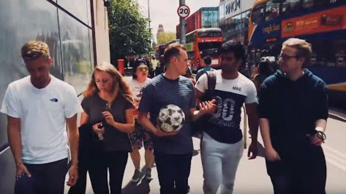 Young Adults from Manchester explain how they benefit from attending Institute