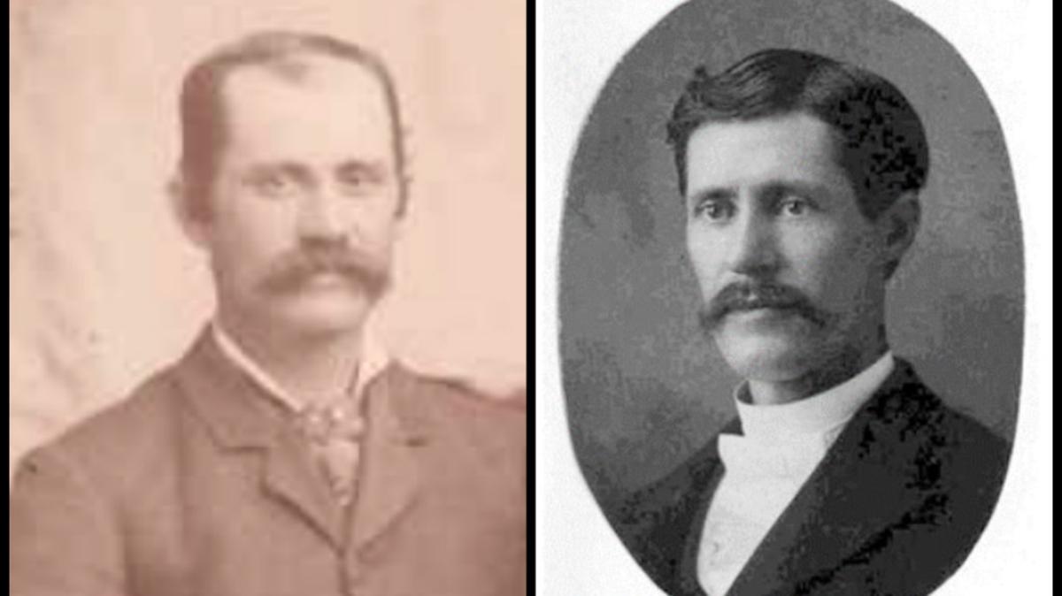 Moroni and Charles England