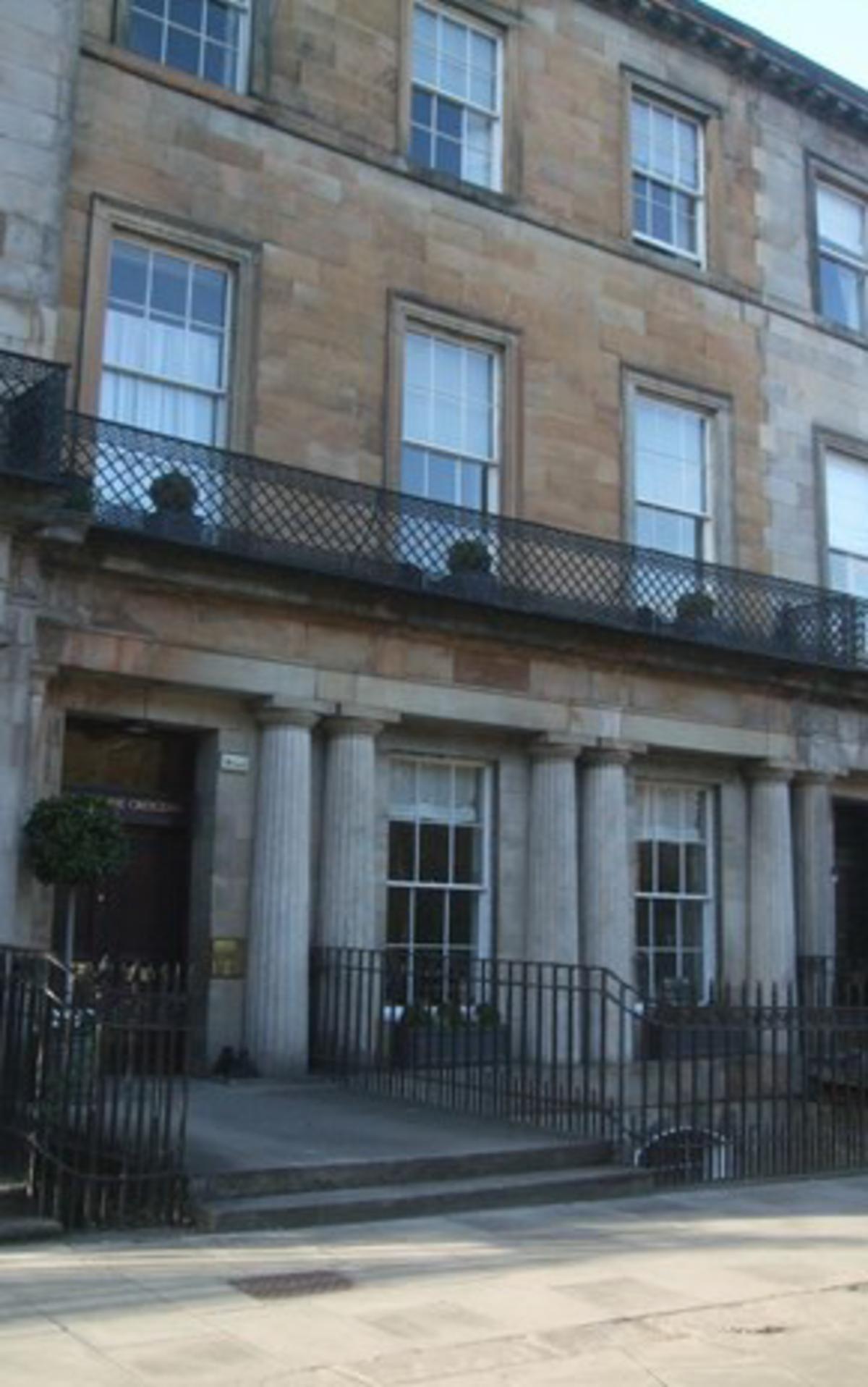 2 Hillside Crescent, Edinburgh