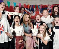 Katherine Jenkins,Thornhill Primary School