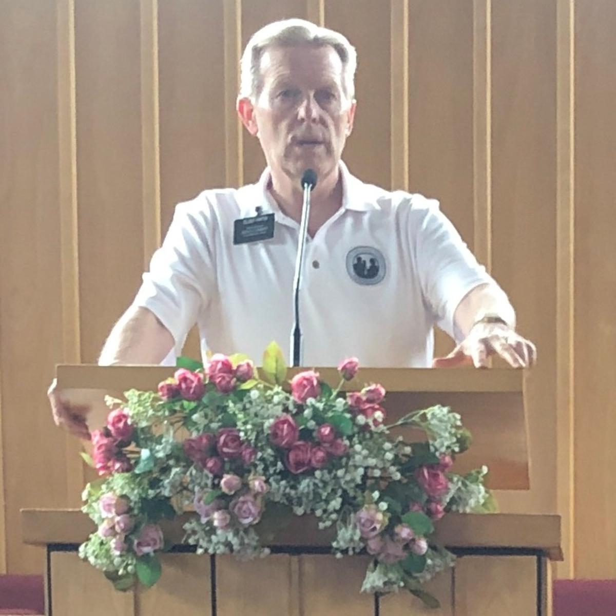Elder Nelson Hafen
