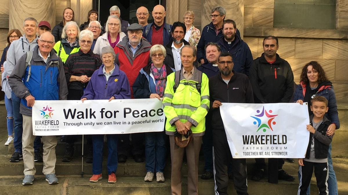 A Walk for Peace