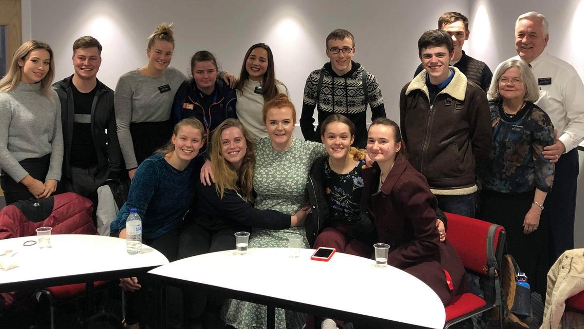 YSA Group Photo
